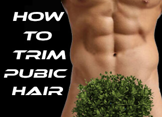 How To Trim Pubic Hair Without Cutting Yourself (Manscaping Guide)