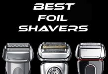 best foil shavers